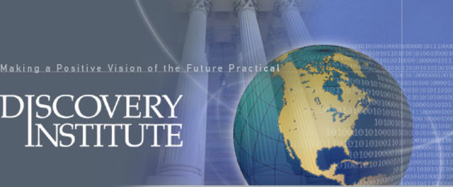 Discovery Institute founded