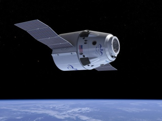 First reusable manned spacecraft