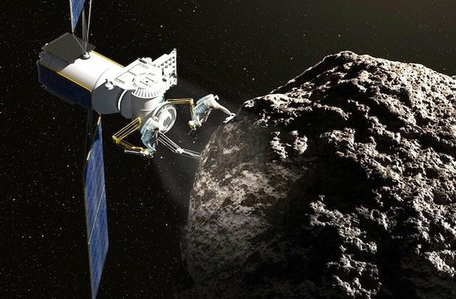 First orbit of an asteroid