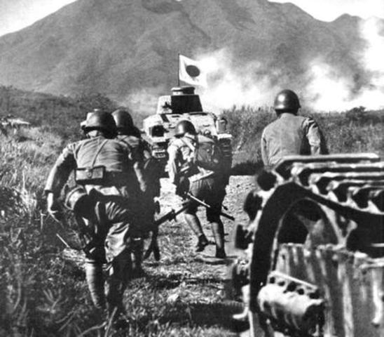 Start of 2nd Sino Japanese War