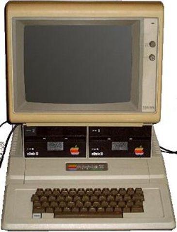 Primeros ordenadores personales.