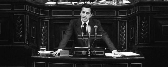 El rey nombra a Adolfo Suárez, líder de UCD  como presidente del gobierno