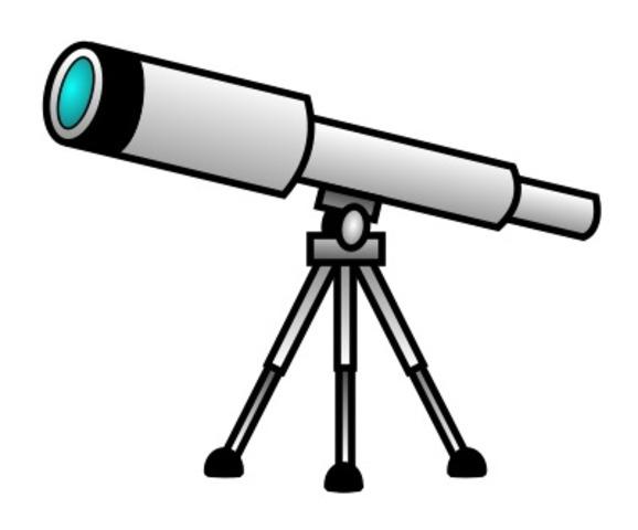 FIRST TELESCOPE EVER