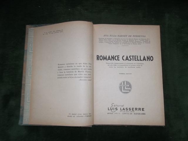 Siglo Xll Triunfo del romance castellano en España