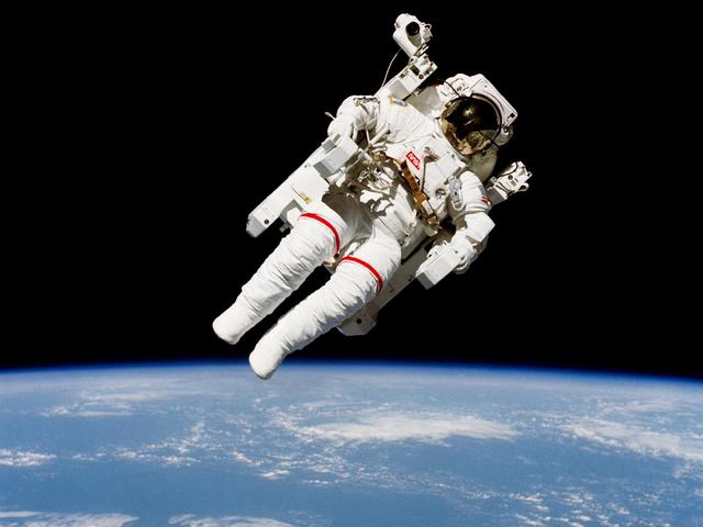 New Space Walk Record