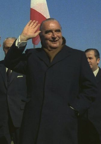 La « nouvelle France société» (1969- 1974)
