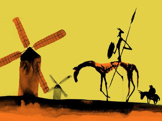 Siglos XVl y XVll Don quijote