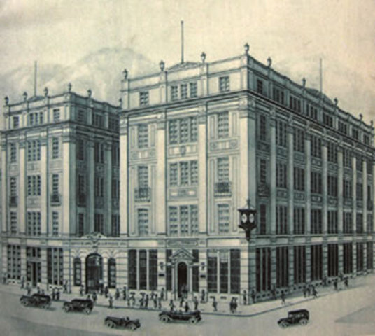 Creación del banco de la república (1921-1923)