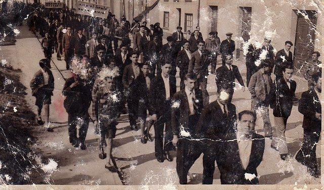 Fundación del partido socialista (1915-1920)