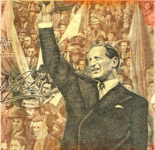 Jorge Eliecer Gaitán organiza la unión Nacional de Izquierdas Revolucionarias (UNIR)  (1931-1935)