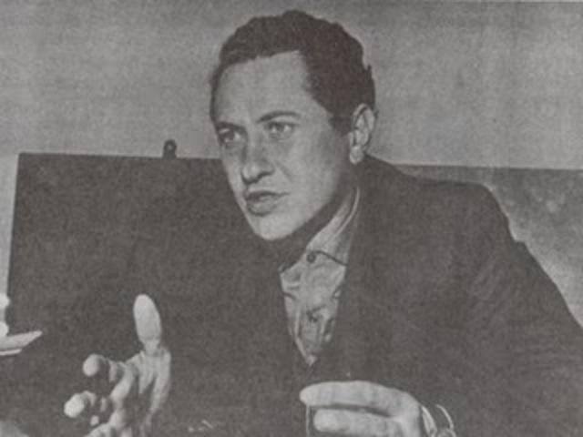 Muerte de Camilo Torres  (1966-1970)