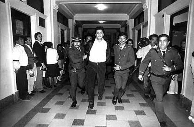 El M-19 ocupa la Embajada de República Dominicana  (1976-1980)