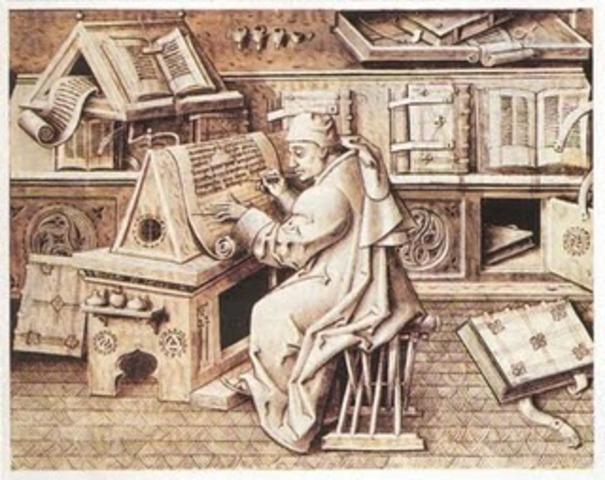 Siglo XIII (1201-1300) Escuela de Traductores de Toledo