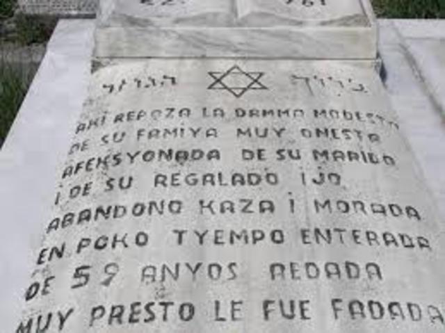 1492- La expulsión de los judíos