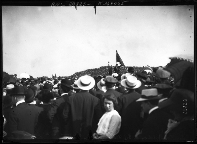 L'union Sacré (1914-1916)
