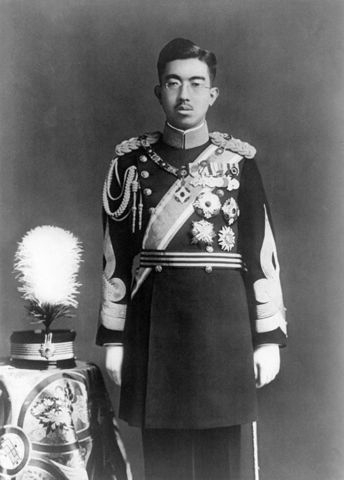 Hirohito ascends to the Throne