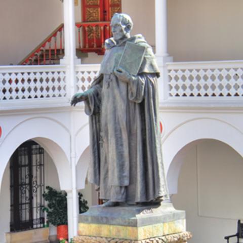 Estatua del Fundador