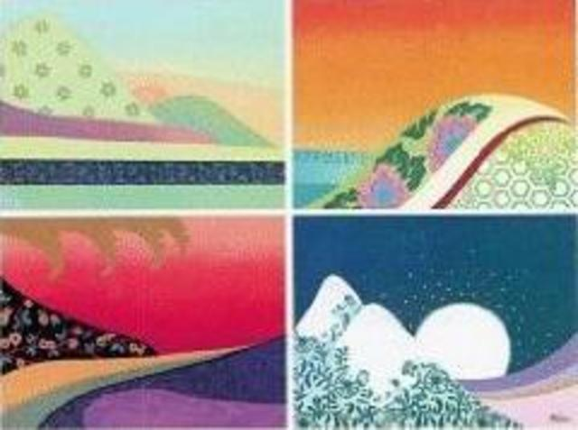 Publishes The Four  Seasons