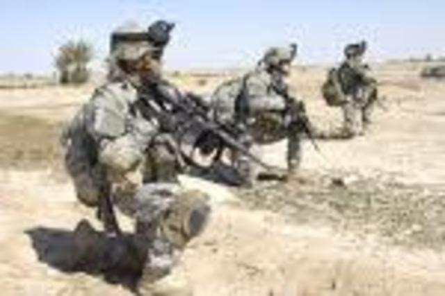 US Invasion of Iraq