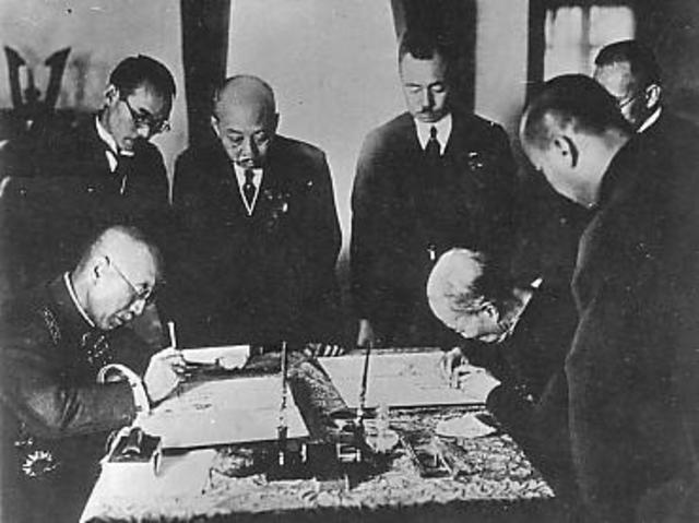 Manchukuo Puppet State established