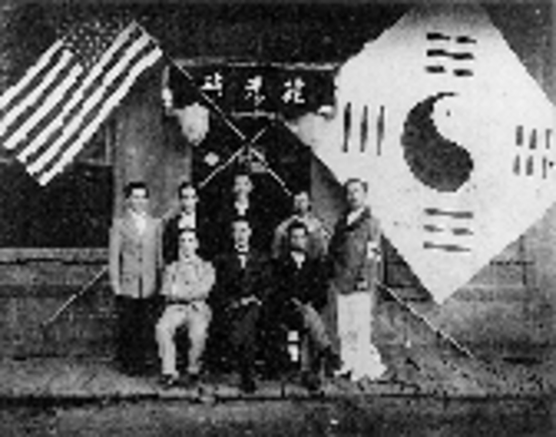 Japan annexes Korea!