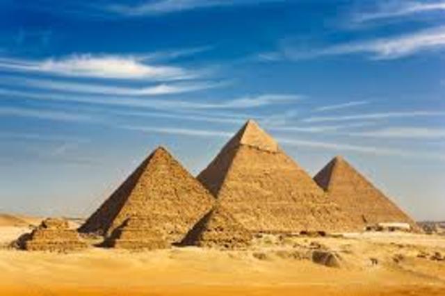 Civilización Egipcia (1550 y 1295 A. C)