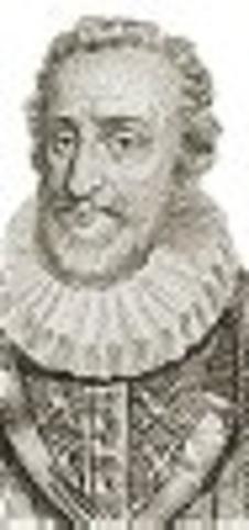 Henri IV est assasiné par Ravaillac
