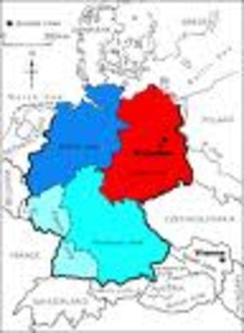 Germany Splits