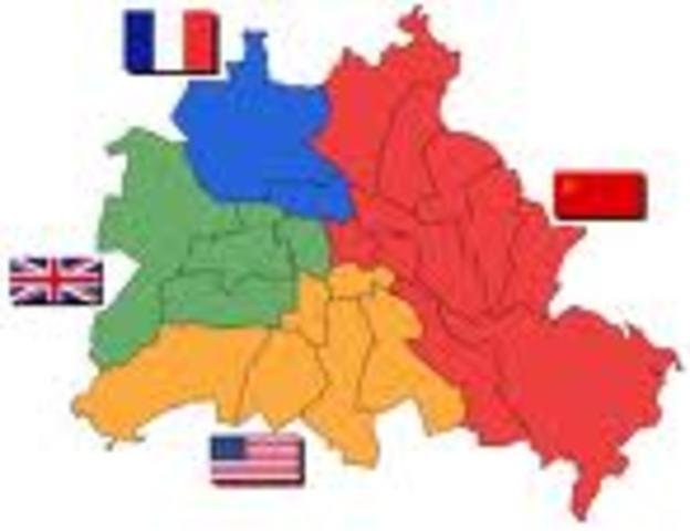 Soviet Blockade of the Berlin