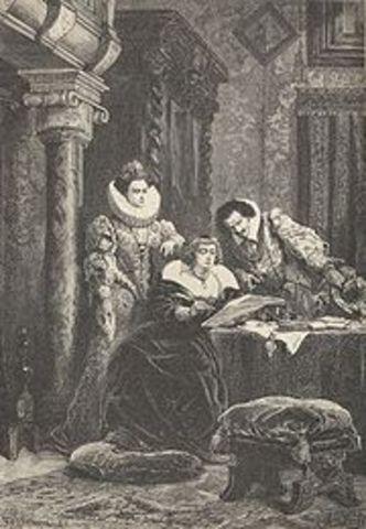 Concini devient Maréchal de France.