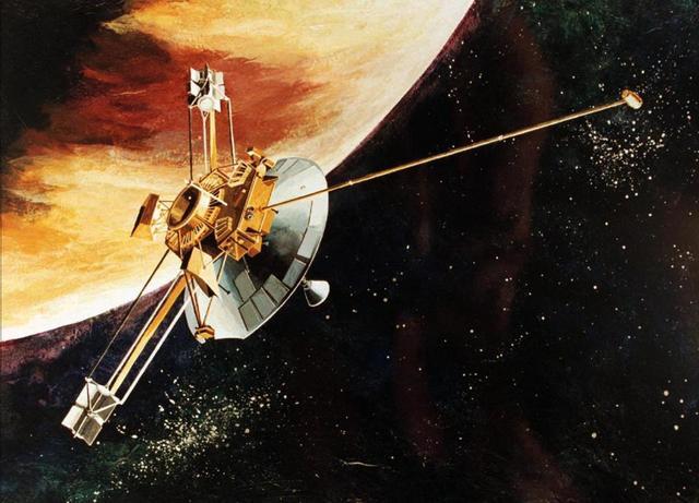 Leaving the Inner Solar System