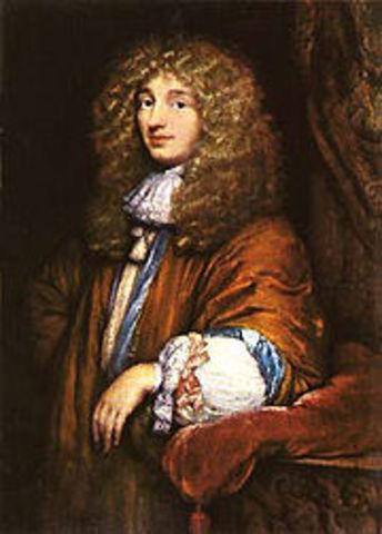 Naissance de Christian Huygens
