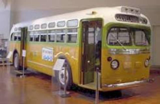 Montomery Bus Boycott