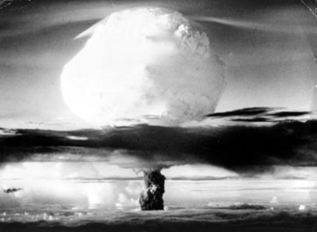 America's First Hydrogen Bomb