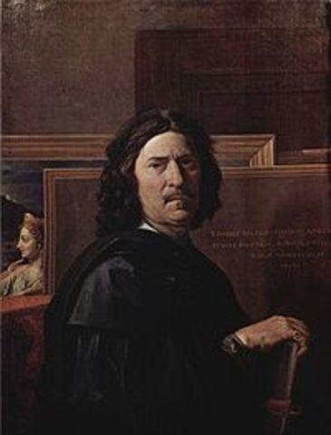 Décès de Nicolas Poussin à Rome