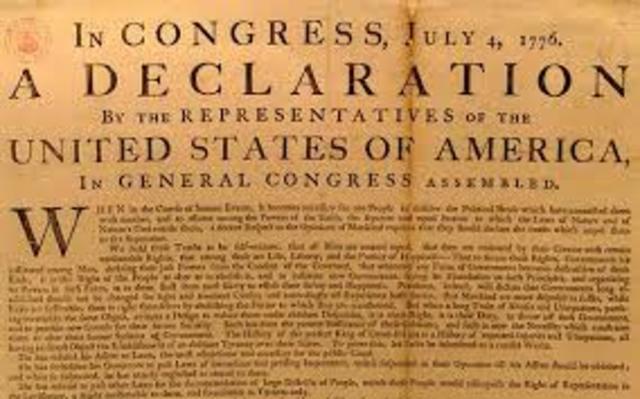 Declaraciones Americanas