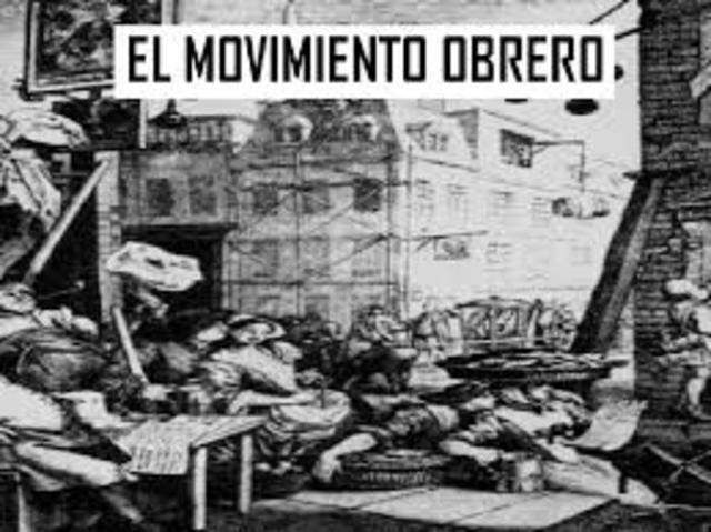 Movimientos obreros