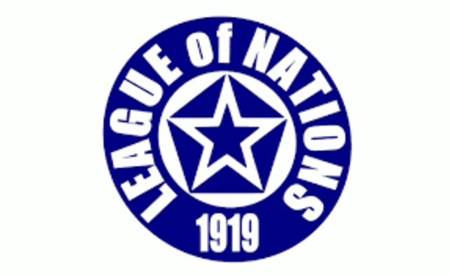 Sociedad de las naciones: