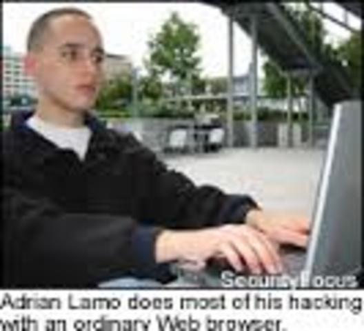 Adrian Lamo y The New York Times