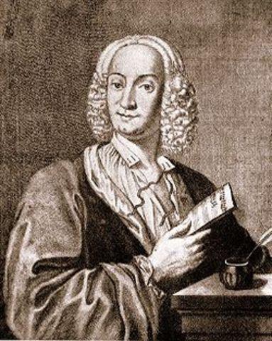 Naissance de Vivaldi