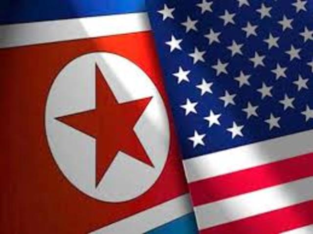 Atacante desconocido vs. Estados Unidos y Corea del Sur