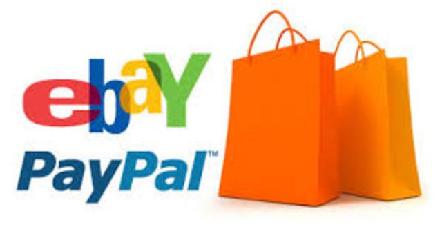 eBay y PayPal