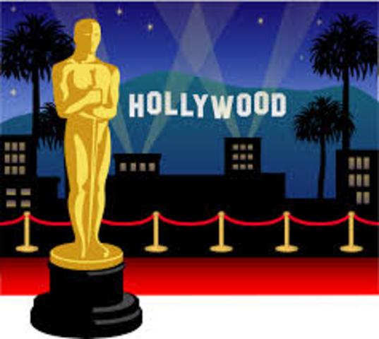 Imágenes de Hollywood en la red