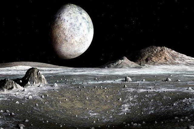Key Discoveries of Pluto's Surface are Made
