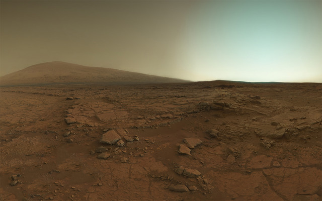 Water on Mars Founds