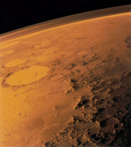 Clear Photos of Mars are Sent to Earth