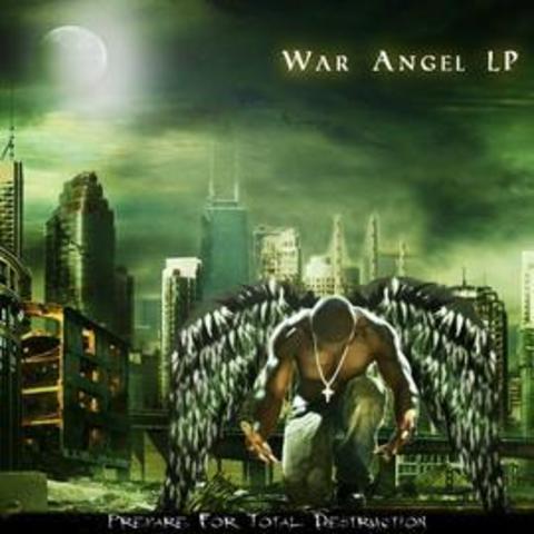"""Album, """"War angel LP"""