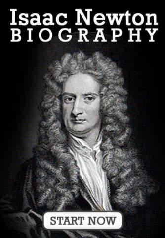 Isaac Newton born in Woolsthorpe, England