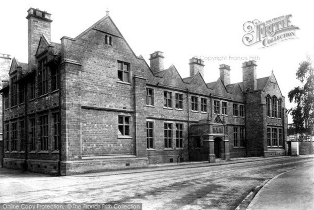 Newton attends King's School in Grantham