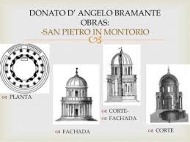 """NACE DONATO D""""ANGELO BRAMANTE"""